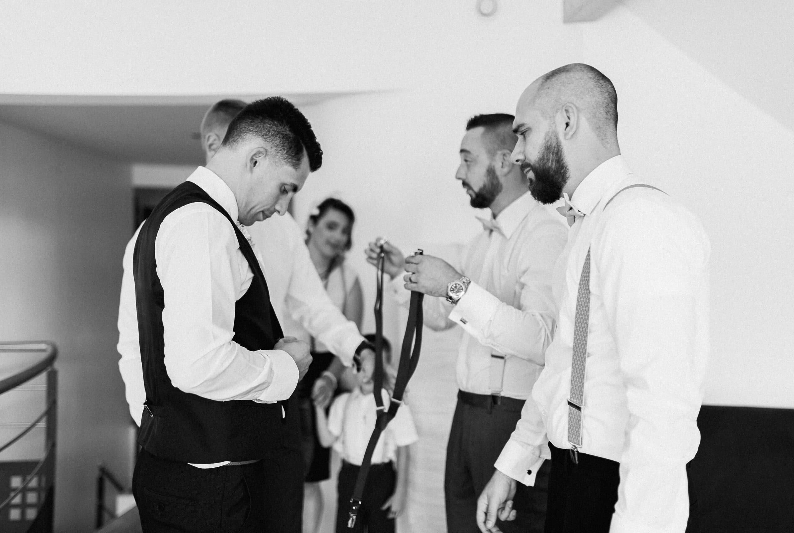Alsace - préparatifs du marié - Mégane Schultz Photographe © --