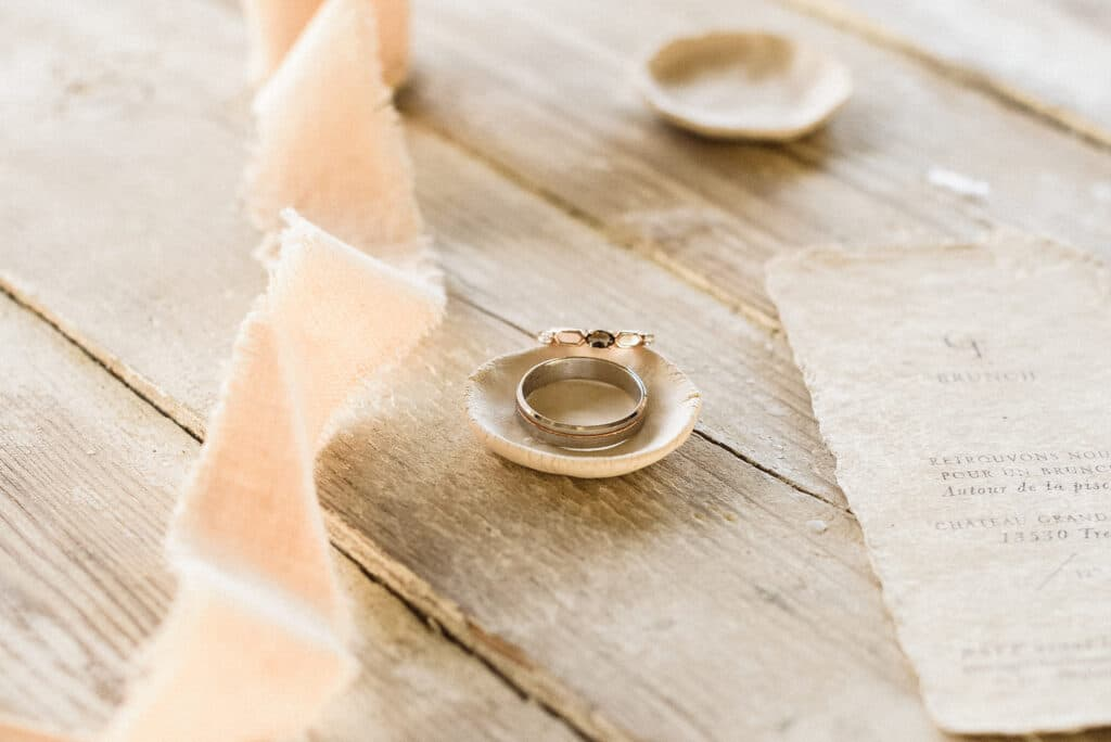 Préparatifs de mariage sans stress