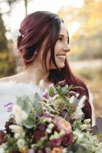 organiser un mariage en automne